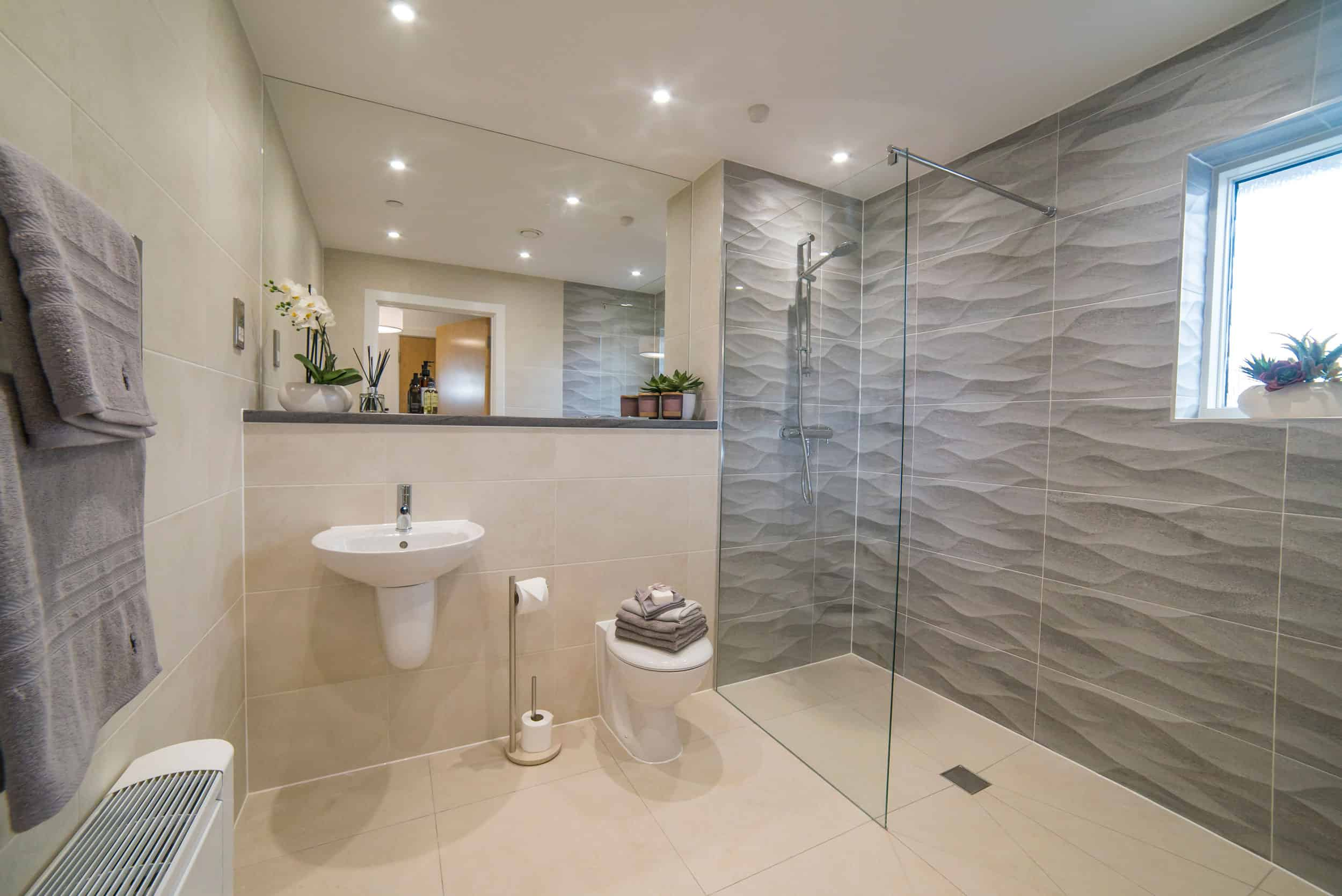 Eywood house bathroom interior